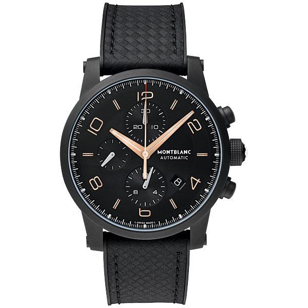 ������������ ����-��������� TimeWalker Extreme Chronograph DLC 111684