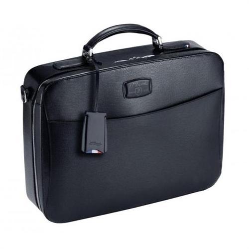 Черная сумка Elysee для документов/ноутбука 181005