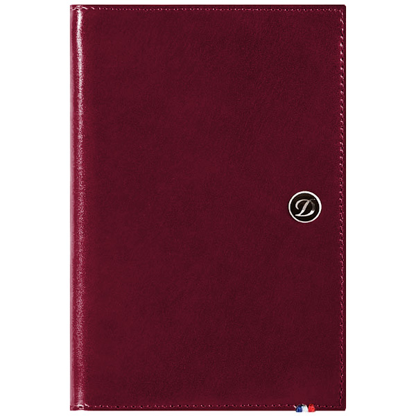 Обложка для паспорта S.T.Dupont Line D Elysee Cherry Red 180612