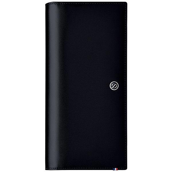 Бумажник S.T.Dupont Line D Elysee Long Black 180045