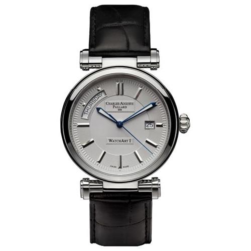 Мужские часы Charles-Auguste Paillard 300.400.11.15S