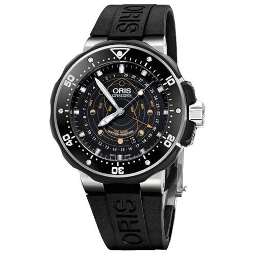 Мужские наручные швейцарские часы в коллекции Diving ProDiver Pointer Moon 761-7682-71-54-set