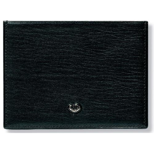 Визитница Aurora Torino Black 10,5 х 8 см AU-P400/11