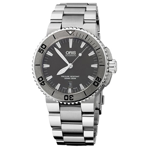 ������� �������� ����������� ���� � ��������� Divers Oris Aquis Date 26 ������ 733-7653-41-53MB