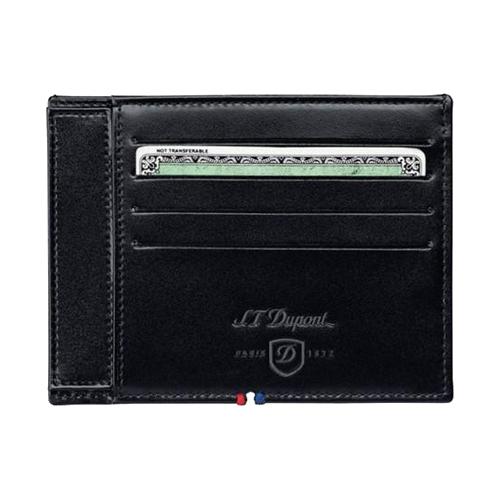 Футляр для документов / 4 кредитные карты Line D Black 180011
