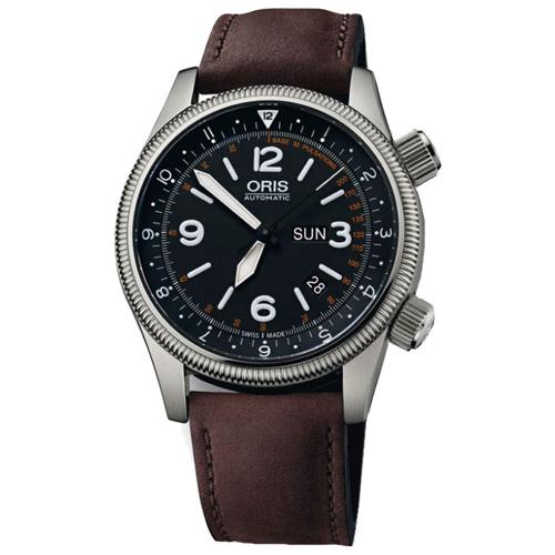 Мужские наручные швейцарские часы Oris Limited Edition 735-7672-40-84LS