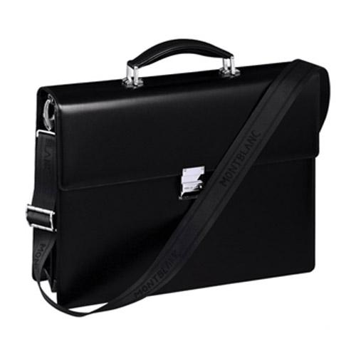 Черный портфель Meisterstuck с 2 отделениями 104607