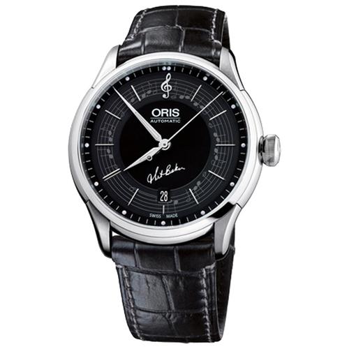 Мужские наручные швейцарские часы в коллекции Chet Baker Limited Edition 26 камней 733-7591-40-84LS