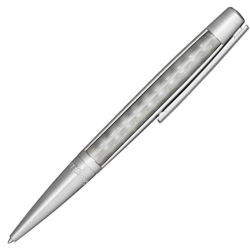 Шариковая ручка D?fi с отделкой «ЧЕШУЙКИ» и отделкой из палладия 405711