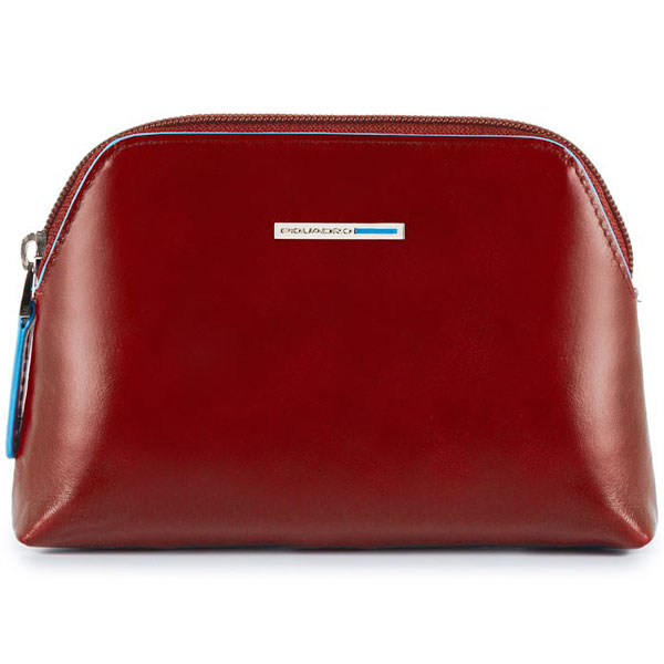 Косметичка Piquadro Blue Square Small Red BY3793B2/R