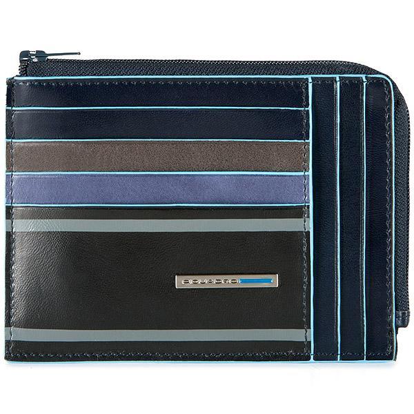 Чехол для кредитных карт Blue Square Blue PU1243B2SER/BLU