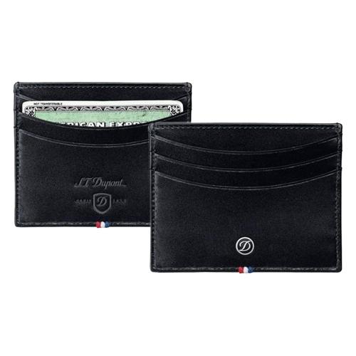 Футляр для кредитных карт Line D Black 180008