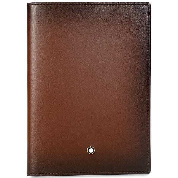 Обложка для паспорта Meisterst?ck Sfumato Brown 113170