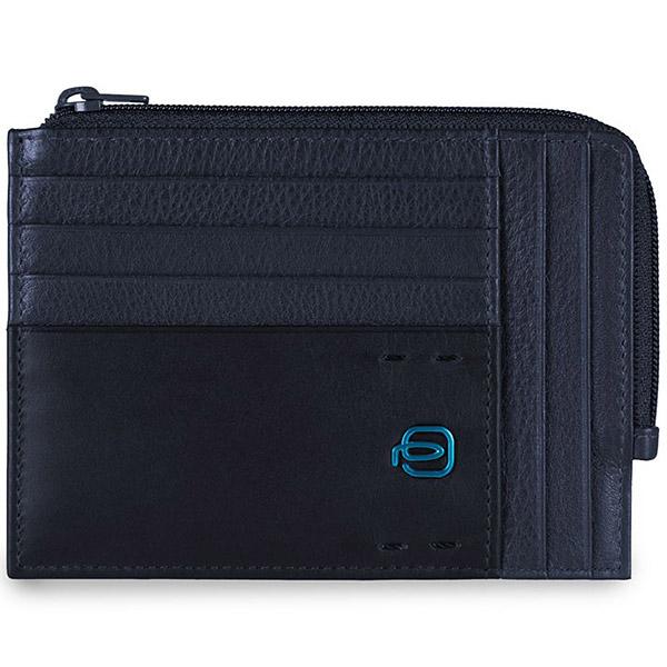 Чехол для кредитных карт Pulse Night Blue PU1243P15/BLU3