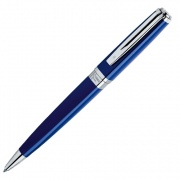 S0637120 Шариковая ручка Waterman (Ватерман) Exception Slim Blue Lacquer ST