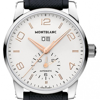 Механические часы TimeWalker Automatic Dual Time Special Edition