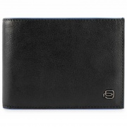 Портмоне Piquadro Blue Square Special Black