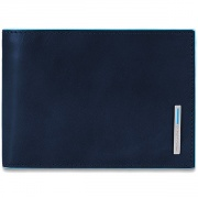 PU1240B2/BLU2 Портмоне Piquadro Blue Square Night Blue
