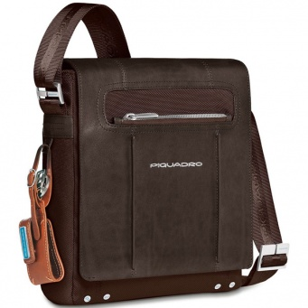 CA1593LK/TM Сумка Piquadro Link Dark Brown